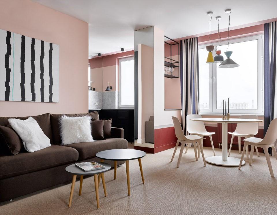 Квартира с Bolon