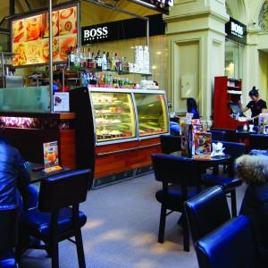 Кафе Кофе-хауз в Москве, Ethnic Kebne