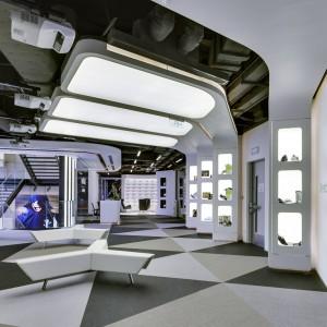 Офис Adidas в Шанхае, Китай Bolon BKB Sisal Plain Mole, Steel, Black 4