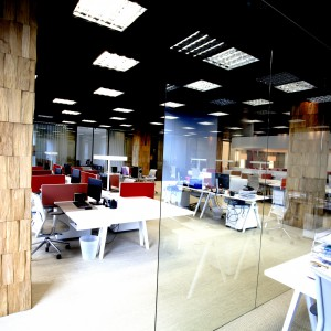 Офис OGO в Москве, BKB Sisal Plain Sand 3