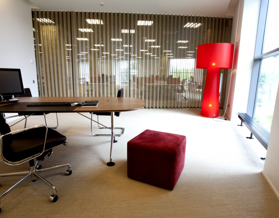 Офис OGO в Москве, BKB Sisal Plain Sand 4
