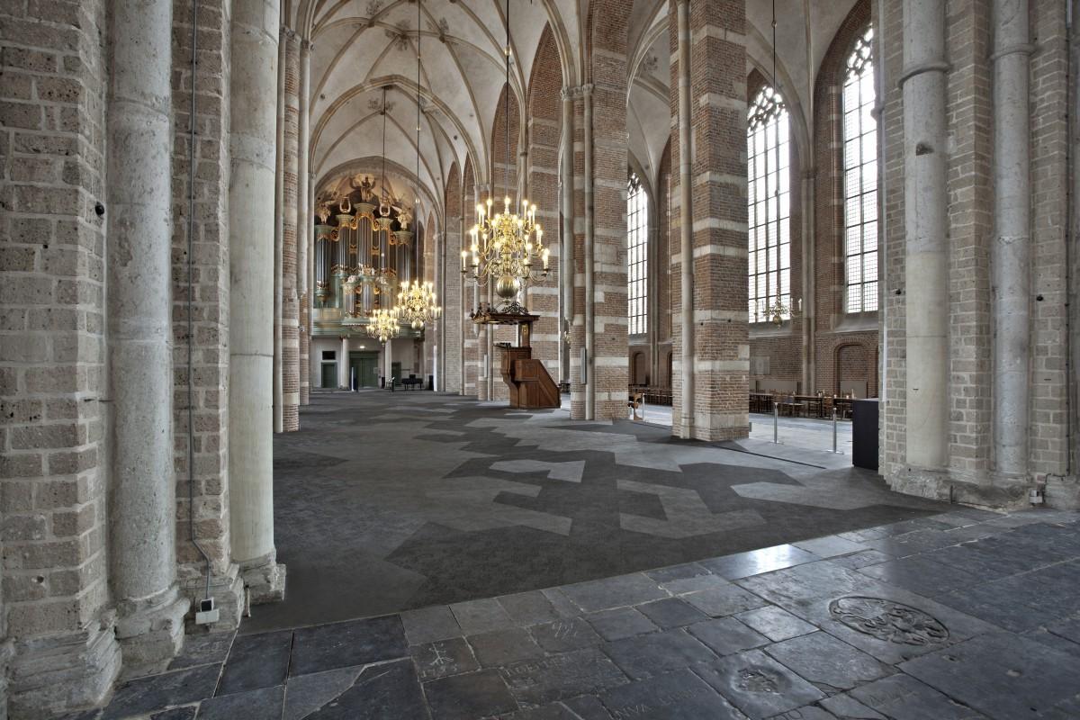 Церковь в Девентере, Нидерланды Bolon Create Pario 2