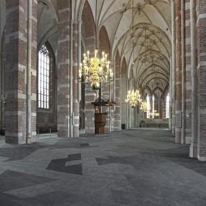 Церковь в Девентере, Нидерланды Bolon Create Pario